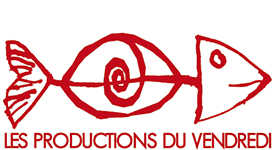 logo productions du vendredi